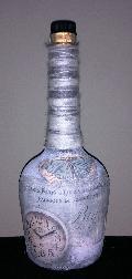Декорирана бутилка 4