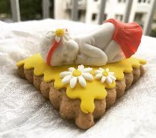Декорирани сладки