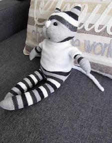 Детска играчка Котарак