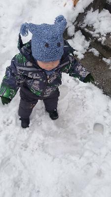 Детска шапка с Бухалче