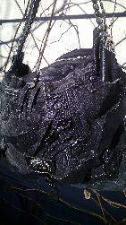 дизайнерска дамска чанта - арт серия 20.-ръчна изработка уникат
