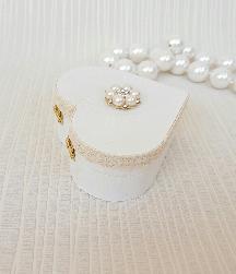 Елегантна кутия за брачни халки