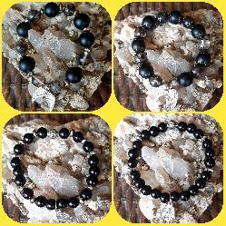 Гривни естествени и полускъпоценни камъни