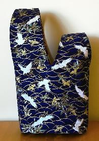 Японска официална чанта с 2 лица