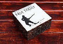 Игра на тронове дървена кутия за подарък, кутия за бижута