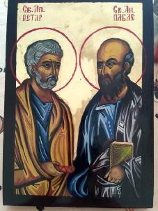 Св. Св. Петър и Павел (Икона)