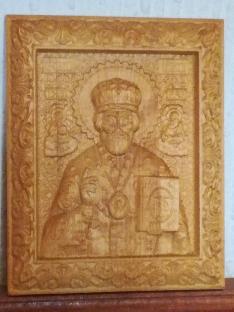 Икона-св.Николай