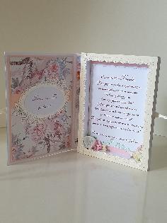Картичка- кутия тип книга за повод