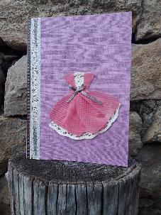 """Картичка """"Принцеса"""""""