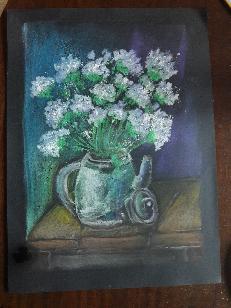 картини пастел
