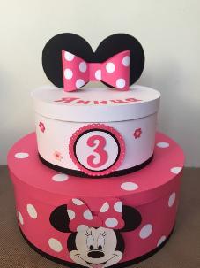 Картонена торта за детски рожден ден