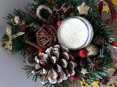 Коледна аранжировка