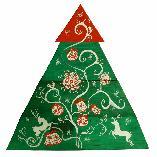 Коледна елха 2. Екологична и оригинална украса.