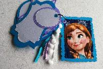 """Коледна книжка за пожелания """"Frozen"""""""