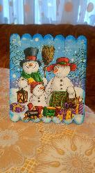 Коледна украса, коледен подарък