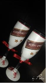 Коледни чаши