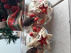 Коледни свещички