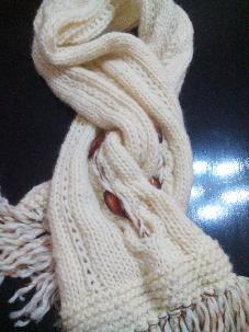 комплект шал и чанта