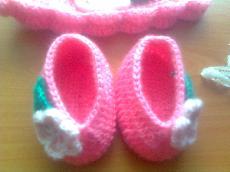 комплект шапка и терлички