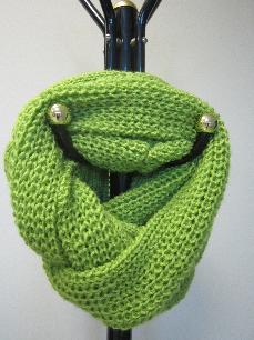 Кръгъл шал
