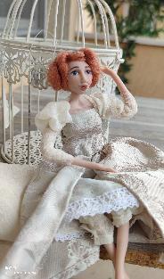 Кукла Елизабет