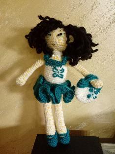 Кукла Кея