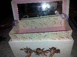 Кутии за бижута от МДФ