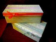 Кутии за подаръци - ръчно работени, луксозни, голям размер