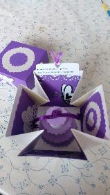 Кутия изненада-торта