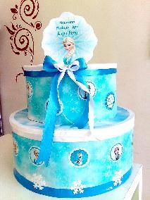 Кутия -торта за Рожден ден