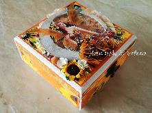 """Кутия """"Феята на слънчогледите"""""""