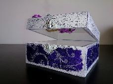 """Кутия """"Lavender"""""""