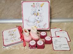 Кутия-подарък за бебе