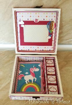 Кутия за бебе