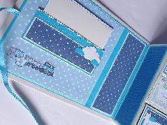Кутия за бебешки съкровища- спомени