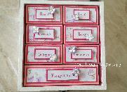 Кутия за бебешки спомени