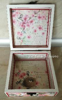 """Кутия за бижута """"Япония"""""""