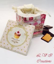 Кутия за сладки