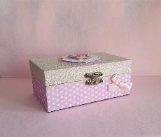 """Кутийка за бебешки съкровища """"Мини Маус"""""""