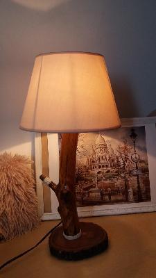 Лампа ръчна изработка