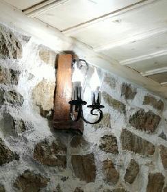 Лампа за механа