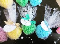 Луксозни ароматни сапуни - подаръчета за гостите