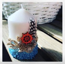Морски ароматни-свещи