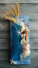 Морско пано с ваза