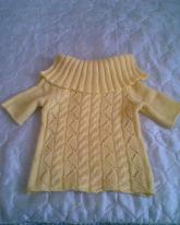 Продавам ръчно плетени блузи,рокли,туники,потници,шалове