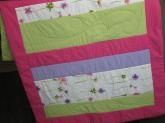 Детско пачуърк одеялце