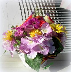 Пъстра, пролетна украса