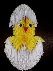 Пиленце за Великден