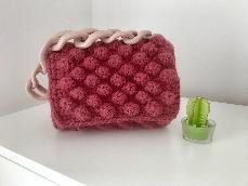 Плетена Чанта Балончета