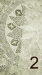 Плетени на една кука покривала